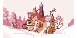 casa disney