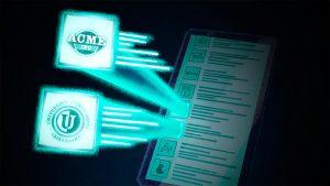 hologramas, gráfico para animación por I. Mouronte B.