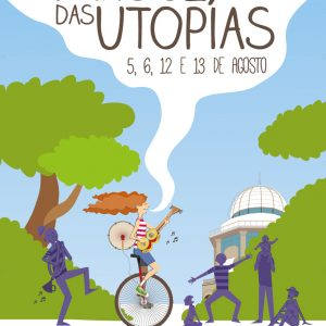 Cartel Parque das Utopías, 2016