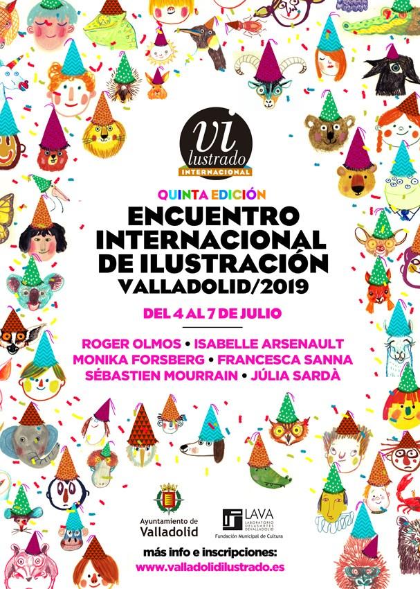 5.º Valladolid Ilustrado