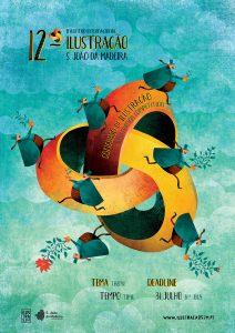 12.º Encontro Internacional de Ilustração de São João da Madeira @  São João da Madeira, Portugal